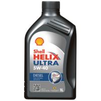 Shell Helix Ultra PurePlus 5W-40 Motor Yağı 1 Litre
