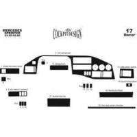 Mercedes Sprinter/Volt 03.95-01.00 Arası Maun Kapl