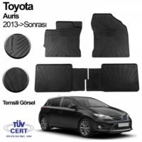 İmage Toyota Auris Oto Paspas Siyah 2013 Sonrası