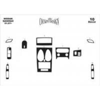 Nissan Qashqaı 01.07 Sonrası Alüminyum Kaplama Set