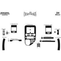 Mercedes Vito/Panelvan 03.99-01.04 Arası Alüminyum