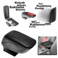 Volkswagen Caddy Kızaklı Kolçak Ve Adaptörü
