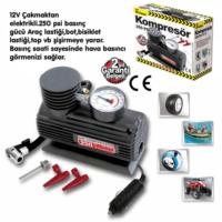 Automix 250 Psi Hava Kompresörü