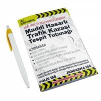 Automix Trafik Kazası Tespit Tutanağı