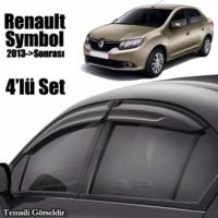 Renault Symbol 2013 Cam Rüzgarlığı SPS-41