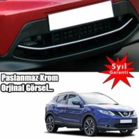 Nissan New Qashqaı J11Ön Tampon Çıtası