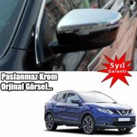 Nissan New Qashqaı J11Ayna Kapağı 2 Prç