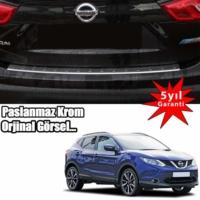 Nissan New Qashqaı J11 Arka Tampon Eşiği