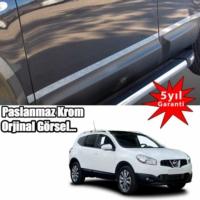 Nissan Qashqai 07-13 Yan Kapı Alt Çıtası 6 Prç +2