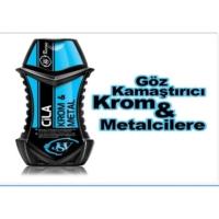 Prc Krom, Çelik Gümüş Bakır Nikelaj Ve Aluminyum Yüzey Parlatıcı 330 Gr Jsv