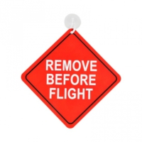 Thk Design Araba Levhası Remove Before Flight