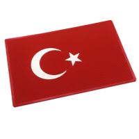 Space Kaydırmaz Ped - Türk Bayrağı