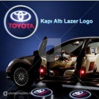 Boostzone Toyota Kapı Altı Işıklı Logo