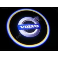 Boostzone Volvo Kapı Altı Işıklı Logo