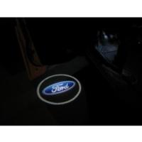Boostzone Ford Kapı Altı Işıklı Logo