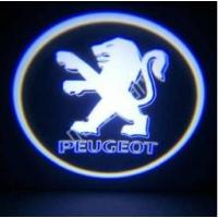 Boostzone Peugeot Kapı Altı Işıklı Logo