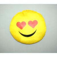 Boostzone Gözleri Kalp Emoji Boyun Yastığı Minderi