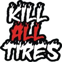 Boostzone Kill All Tires Sticker 10'Lu Paket