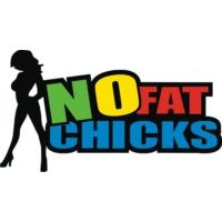 Boostzone No Fat Chicks Sticker 10'Lu Paket