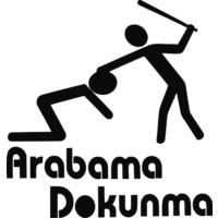 Boostzone Arabama Dokunma Sticker 10'Lu Paket