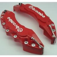 Boostzone Brembo Kabartmalı Kaliper Kapağı Kırmızı 4 Lü
