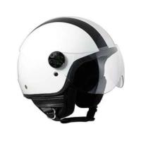 CGM Miami Beyaz Açık Motosiklet Kaskı Kısa Vizör 109G-DSA-14A XSmall