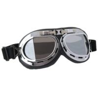 CGM Goggles Gözlük Retro Motosiklet Gözlük 703V-B05-82A