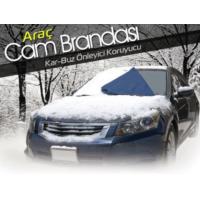 Anka Kar Buz Önleyici Araç Ön Cam Brandası