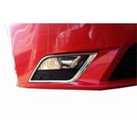 Spider Seat Leon 3 5F Sis Farı Çerçevesi 2 Parça Paslanmaz Çelik 2013 Üzeri Modeller