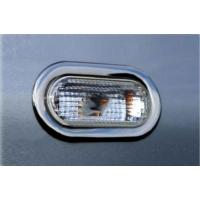 Spider Volkswagen Golf 4 Sinyal Çerçevesi 2 Parça Paslanmaz Çelik 1998-2004 Modeller