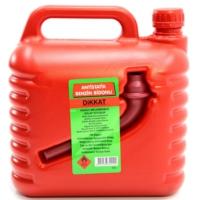 Mastercare 6'lı Paket Benzin Ve Sıvı Taşıma Bidonu 090399