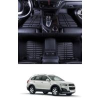 ModaCar 5 Boyutlu Chevrolet Captiva ExclusivE Paspas Seti 105141