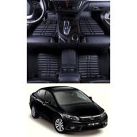 ModaCar 5 Boyutlu Honda Civic FD7 Kasa ExclusivE Paspas Seti 105110