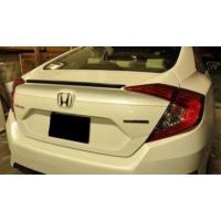 Çamkıran Honda Civic 2016-2017 (Fc5) Lip (İnce) Spoyler - Boyalı