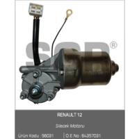 Sgr Silecek Motoru R12 94 Model Sonrası
