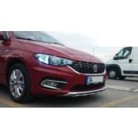 Boostzone Fiat Egea Çift Çıkışlı Ön Arka Difüzör