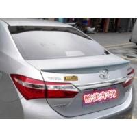 Boostzone Toyota Corolla Spoiler 2014 Sonrası