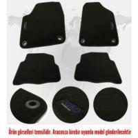 Z Tech Nissan Juke Topuklu Halı Paspas