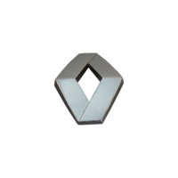 Bross Otomotiv Renault Clio Thalia Kangoo MK3 için Ön Kaput Logosu 8200115114