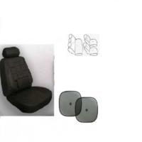 Koltuk Kılıfı Seti Ön- Arka Komple Takım Yan Cam Perde Hediyeli Nissan Quashqai