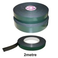 Süslenoto 2Cm Çift Taraflı Bant 2Metre