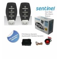Sentinel Alarm Sistemi No:2