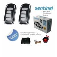Sentinel Alarm Sistemi No:8