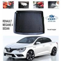Image Renault Megane 4 Sedan Bagaj Havuzu Siyah