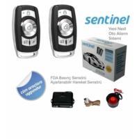 Sentinel Alarm Sistemi No:3