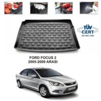 Image Ford Focus 2 Hb Bagaj Havuzu Yz Siyah 2005-2011