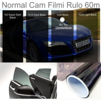 Süslenoto Cam Filmi Normal 100Cmx60M %20 Black N10035