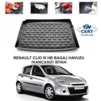 Image Renault Clıo 3 Hb Bagaj Havuzu (Kancasız) Siyah