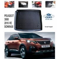 Image Peugeot 3008 Bagaj Havuzu Siyah 2016 Ve Sonrası