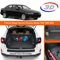 Quadro Bmw 5 Serisi Bagaj Havuzu Paspası Sedan E39 1996 2003